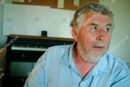 Editorial image of Harrison Birtwistle at home in Somerset, Britain - 09 May 2011