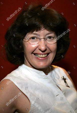 Stock Photo of Geraldine McCaughrean