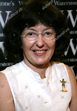 Editorial picture of Geraldine McCaughrean 'Monacello The Little Monk' Book signing at Waterstones, Oxford, Britain - 07 May 2011