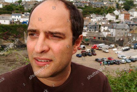 Stock Picture of Dominic Minghella, Cornwall, Britain