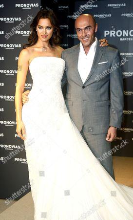 Irina Shayk and Manuel Mota