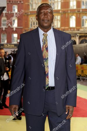 Editorial image of 'Fire in Babylon' film premiere, London, Britain - 09 May 2011