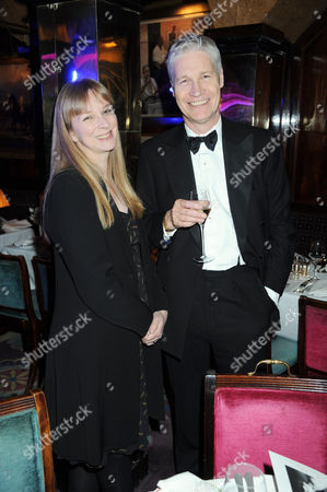 Richard Kay and wife Emma