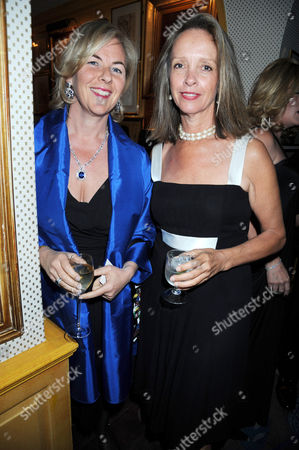 Editorial photo of Charity Auction for The Princess Margaret Fund at The Stroke Association,  Annabel's Club, London, Britain - 09 May 2011