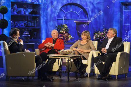 Alan Titchmarsh, Pete Price, Penny Smith and Nick Ferrari