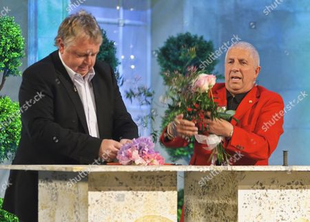 Editorial picture of 'The Alan Titchmarsh Show' TV Programme, London, Britain - 10 May 2011