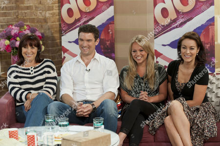 The Cast of Doctors - Diane Keen, Matthew Chambers, Sophie Abelson and Elisabeth Walsh