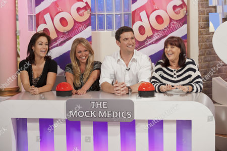 Elisabeth Walsh, Sophie Abelson, Matthew Chambers and Diane Keen
