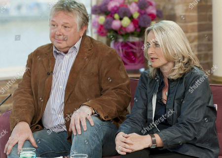 Nick Ferrari and Emma Kennedy