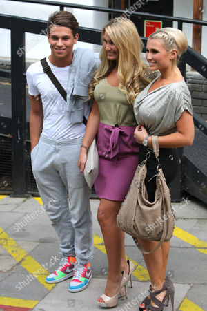 Joey Essex, Billy and Sam Faiers