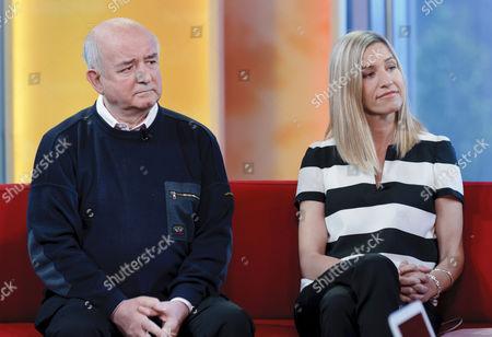Stock Photo of Ken Lennox and Cordelia Kretzschmar