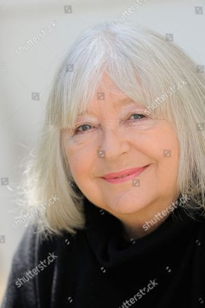 Editorial photo of Judy Cornwell at home, East Sussex, Britain - 09 Apr 2011