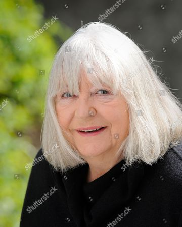 Editorial image of Judy Cornwell at home, East Sussex, Britain - 09 Apr 2011
