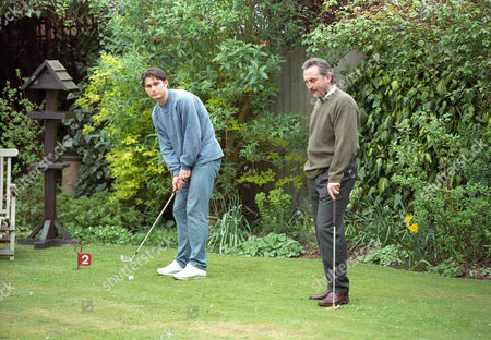 Frank Lampard Snr and son Frank Lampard Jnr