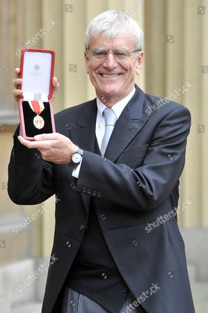 Editorial photo of Investitures at Buckingham Palace, London, Britain - 11 May 2011
