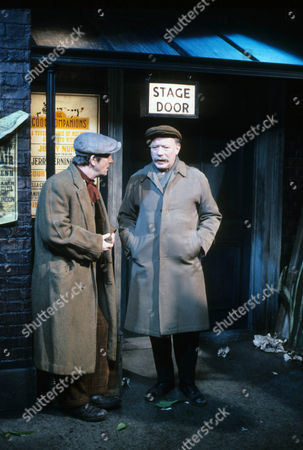 Stock Photo of Alfred Lynch as Joby Jackson and John Stratton as Jess Oakroyd