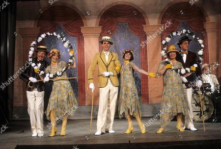 Frank Mills as Jimmy Nunn, Vivienne Martin as Elsie Longstaff, Simon Green as Jerry Jerningham, Jan Francis as Susie Dean, Jo Kendall as Mrs Joe and Bryan Pringle as Morton Mitcham