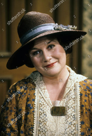 Stock Image of Jo Kendall as Mrs Joe Brundit