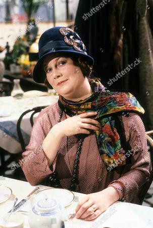 Stock Picture of Jo Kendall as Mrs Joe Brundit