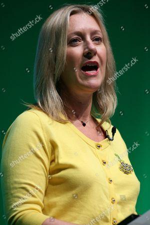 Jill McDonald, CEO and President of McDonalds UK