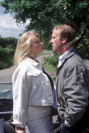Thomas Gynn [Dennis Waterman], Maureen Duffy [Felicity Dean]