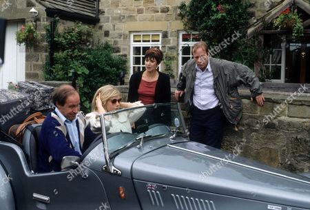 David Horovitch as Bill Rowlands, Felicity Dean as Maureen Duffy, Jan Francis as Sally Hardcastle and Dennis Waterman as Thomas Gynn