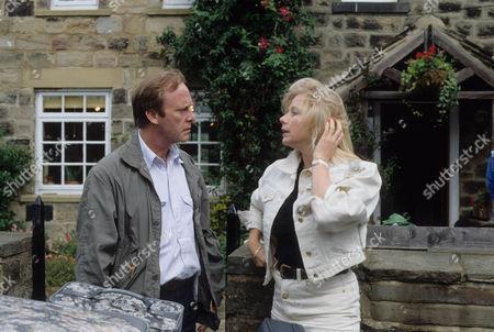 Dennis Waterman as Thomas Gynn and Felicity Dean as Maureen Duffy