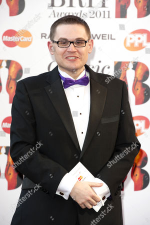 Editorial image of The Classical Brit Awards at The Royal Albert Hall, London, Britain - 12 May 2011