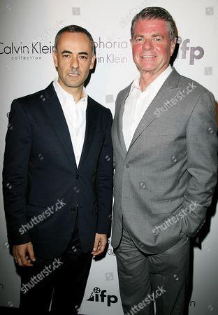 Francisco Costa and Tom Murry