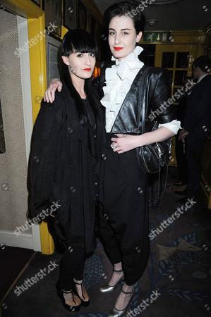 Hannah Marshall and Erin O'Connor