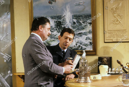 Terence Rigby as Ernie Cade and Roy Marsden as Jack Ruskin
