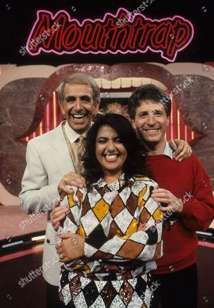 Don Maclean, Jeni Barnett and George Layton