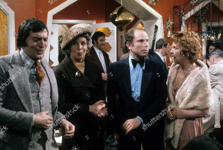 Jon Laurimore as Andrew, Edward Hardwicke as Arthur and Priscilla Morgan as Doris