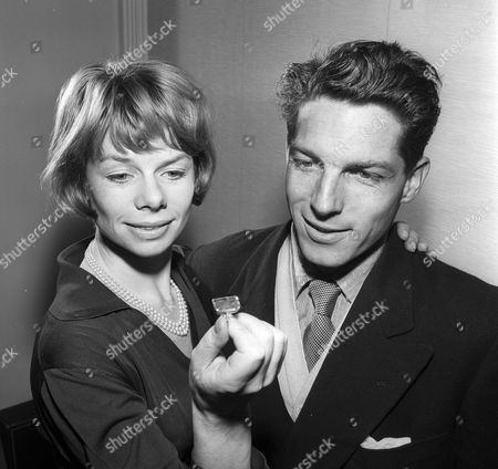 Stock Image of Jill Bennett and Lyndon Brook