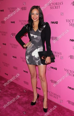 Editorial picture of Victoria's Secret 'What Is Sexy?' Launch Party, Los Angeles, America - 12 May 2011