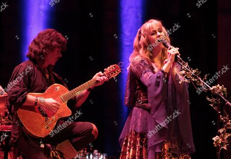 Blackmore's Night - Ritchie Blackmore and Candice Night