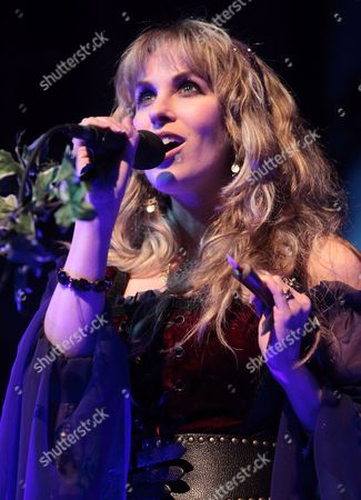 Editorial picture of Blackmore's Night in concert at the Queen Theater in Wilmington, Delaware, America  - 13 May 2011