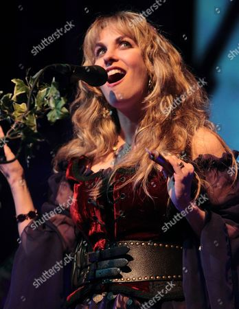 Editorial image of Blackmore's Night in concert at the Queen Theater in Wilmington, Delaware, America  - 13 May 2011
