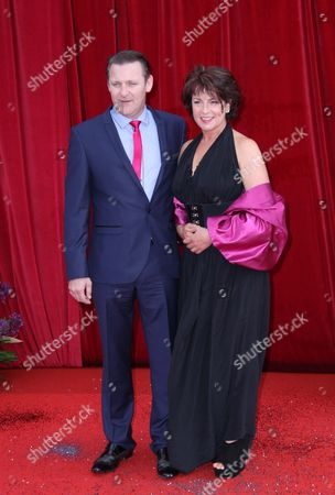 Stock Image of Chris Walker and Jan Pearson
