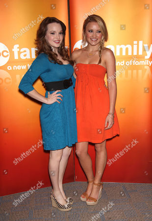Kay Panabaker and Emily Osment