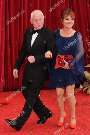 Christopher Chittell and Lesley Dunlop
