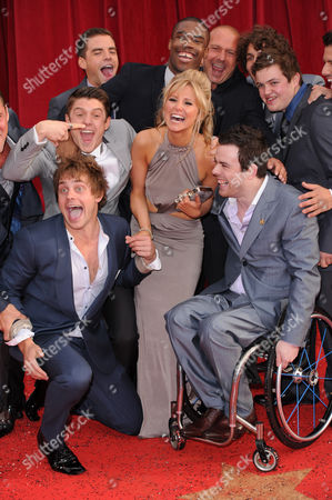 Editorial image of British Soap Awards, Manchester, Britain - 14 May 2011