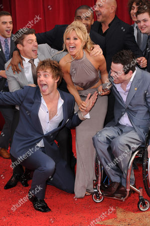 Editorial picture of British Soap Awards, Manchester, Britain - 14 May 2011