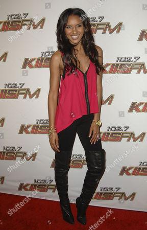 Editorial photo of KIIS-FM's 2011 Wango Tango concert, Los Angeles, America - 14 May 2011