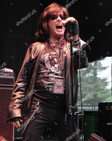Editorial image of M3 Rock Festival at Merriweather Post Pavilion, Maryland, America - 14 May 2011