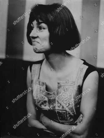 Editorial photo of French Actress Emmanuele Riva In 1962.