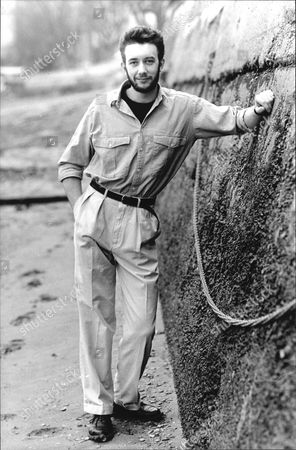 Actor Jasper Britton Son Of Actor Tony Britton In 1989.