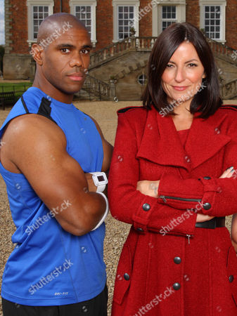 Trainers Richard Callender and Angie Dowds