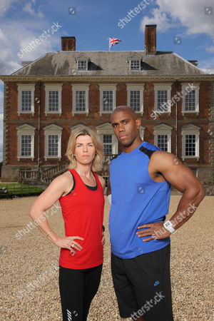 Trainers - Angie Dowds and Richard Callender