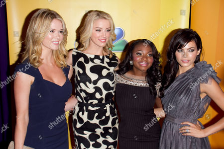 Leah Renee, Amber Heard, Naturi Naughton, Jenna Dewan